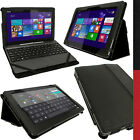 """PU Leather Case Cover Holder for Asus Transformer Book T100 T00T T00TA 10.1"""""""