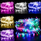 300/500 LED Christmas Xmas Tree Fairy String Light Outdoor Indoor With UK Plug
