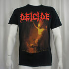 Authentic DEICIDE Band In The Minds Of Evil Album Cover T-Shirt S M L XL 2XL NEW