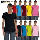 Gildan Women's Short Sleeves Heavy Cotton Ladies 5.3 oz Miss