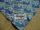 PERSONALIZED St. Louis Rams Football NFL  DOG/CAT PET BANDANA Scarf Scarve