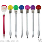 RAINBOW DISCO PENS - PARTY BAG FILLER STOCKING FILLER KIDS CHILDREN