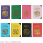 Passport Holder UK & European Cover Protector Wallet PU Leather United Kingdom!