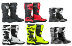 FLY Racing Maverik Adult Motocross Boots MX ATV Black Boot White