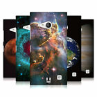 HEAD CASE DESIGNS OUTER SPACE HARD BACK CASE FOR NOKIA LUMIA 735