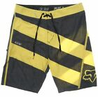 Brand New FOX Men's IAN WALSH Stretch Boardshort Skate Surfing Short size 30-38