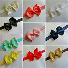 Baby  Headband Hairband Soft Elastic Band Hair Accessories 3 inch bow