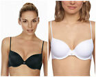 TRIUMPH ADORABLE CURVES WHP underwired bra in black colour. T-29