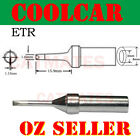 Solder Soldering Station Iron Tip ETR for Weller PES51 WS50 WS51 WESD51