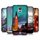 HEAD CASE DESIGNS BEST OF PLACES SET 2 HARD BACK CASE FOR SAMSUNG GALAXY S5