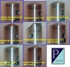 NEW PISTON SET KIT WITH RINGS RING FOR FITS PIAGGIO VESPA ENGINE STD  PISTONS
