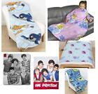 Childrens Character Fleece Blanket Throw Cover Winter Christmas Gift