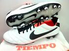 NIKE TIEMPO LEGEND IV FG ACC FOOTBALL SOCCER BOOTS CLEATS KANGAROO LEATHER US 13