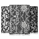 HEAD CASE DESIGNS BLACK LACE HARD BACK CASE FOR APPLE iPAD AIR