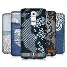 HEAD CASE DESIGNS JEANS AND LACES HARD BACK CASE FOR LG G2 D802