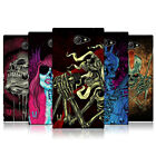 HEAD CASE DESIGNS SKULL OF ROCK HARD BACK CASE FOR SONY XPERIA M2