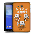 HEAD CASE DESIGNS KEYBOARD SHORTCUTS CASE FOR SAMSUNG GALAXY TAB 3 LITE 7.0 T110