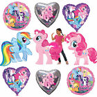 My Little Pony Pinkie Pie Rainbow Dash Foil Party Balloons Shapes Airwalkers