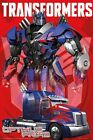 New Transformers Optimus Prime Poster