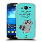 HEAD CASE SECRET LIFE SILICONE GEL CASE FOR SAMSUNG GALAXY GRAND NEO I9060