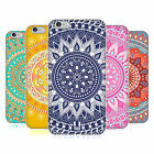 HEAD CASE MANDALA SILICONE GEL CASE FOR APPLE iPHONE 6 PLUS 5.5