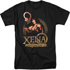 Xena Warrior Princess Royalty Licensed Adult Shirt S-3XL