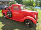 Ford+%3A+Other+Delux+OLD+1936+Ford+Pick+Up+Truck