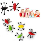 5,10 Window Walker Bugs Insects New Kid's Prank Party Bag Filler Play Scary Toys