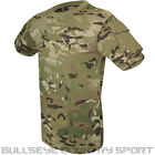 VIPER TACTICAL T-SHIRT VCAM SHORT SLEEVED VELCRO ID PATCHES AIRSOFT ARMY STYLE