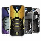 HEAD CASE ARMOUR COLLECTION 2 SILICONE GEL CASE FOR HTC DESIRE 620