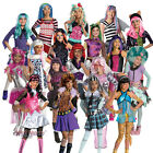 Girls Monster High Fancy Dress Costume