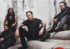 METALLICA Death Magnetic PHOTO Print POSTER Master Of Puppets Lulu 025