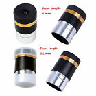 "1.25"" 31.7mm Celestron Wide Angle 62-Deg Eyepiece Lens 4/23mm for Astronomic US"