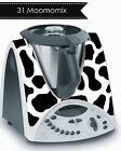 Thermomix Stickers Decal TM31 Front&Back option: Moomomix