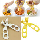 New Baby Toddlers Portable Scissors Feeding Food Shears Cut Crush food Safe Care