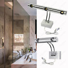 1W/2W/3W/4W LED Wall Sconces Mirror Front Light Fixture Plug Picture Lamp Toilet