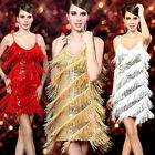 Ballroom Dance Competition Dress Women's Evening Cocktail Party Club Prom Dress
