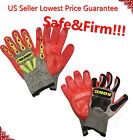 Stainless Steel Wire Heavy Duty Work Anti-Slash Stab Resistance Cut Proof Gloves