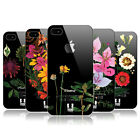 HEAD CASE DESIGNS HELLO SPRING TRANSPARENT HARD BACK CASE FOR APPLE iPHONE 4S