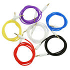 3.5 mm Male to Male Audio Stereo Aux Extension Cord Cable PC ipod MP3 DVD 1M 3FT