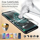 Edge to Edge Premium Tempered Glass Screen Protector Guard For SAMSUNG GALAXY S7