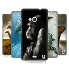 HEAD CASE DESIGNS WILDLIFE HARD BACK CASE FOR MICROSOFT LUMIA 535 DUAL