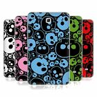 HEAD CASE JAZZY SKULL SILICONE GEL CASE FOR SAMSUNG GALAXY TAB 4 7.0 3G T231