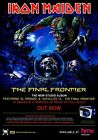 IRON MAIDEN The Final Frontier PHOTO Print POSTER Killers Number Of The Beast 35