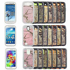 Heavy Duty Hybrid Hard Camo Case Skin for Samsung S3 i9300 S4 i9500 S5 i9600