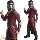 Boys Deluxe Starlord Marvel Guardians Of The Galaxy Fancy Dress Costume Outfit