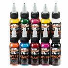 Quantum Tattoo Pigment - Professional Colour Tattoo Ink, Lining, Shading, 1oz