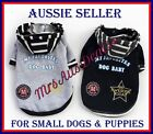 Cute Dog Puppy Hoodie Jumper Jacket for Small Dogs 5 Sizes Melbourne Seller