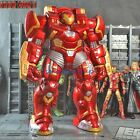 Marvel Avengers 2 Age of Ultron IRON MAN MK 44 HULK BUSTER 12'' figure