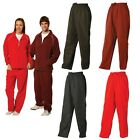 UNISEX MENS WOMENS ADULTS PANTS SPORTS TRACKIES MESH TRAINING GYM CAUSAL LONG
